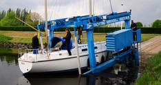 KLYC Schelde terrein