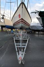 KLYC Schelde botenstalling