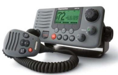 VHF toestel met DSC functies