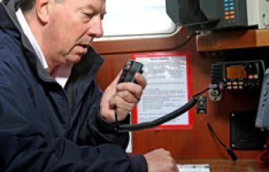 VHF operator