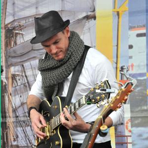 Muziek op Oostende voor Anker