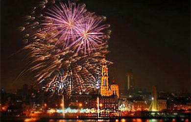 Vuurwerk Antwerpen