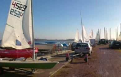 Training eenheidsklassen Veerse Meer