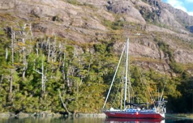 Pirouit Patagonië