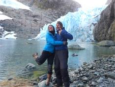 Pirlouit-gletsjer