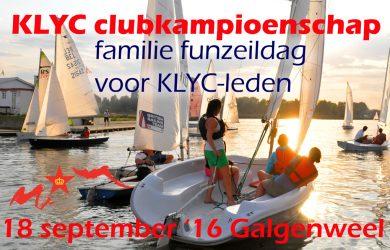 KLYC Clubkampioenschap