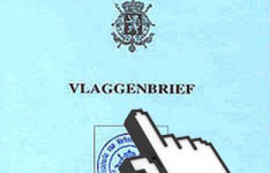 Vlaggenbrief online