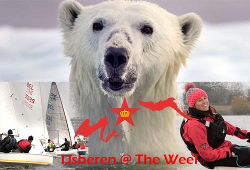 IJsberen KLYC Winterwedstrijd