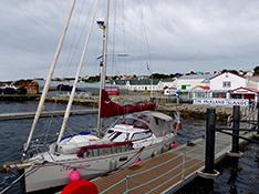Anastasia Falkland eilanden