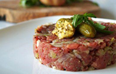 Steak tartaar Windkracht 12