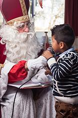 Dank u Sinterklaas