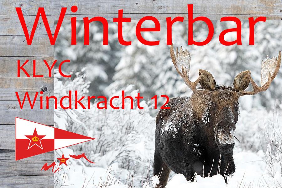 Windkracht 12 winterbar