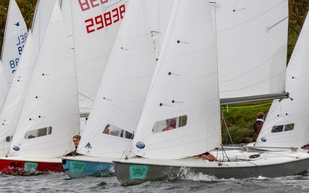 Marlin Spike Cup Snipe en Finn