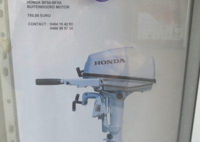Buitenboordmotor Honda BF50